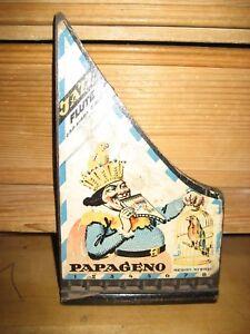 Jouet en bois avec une flûte de pan Papageno Jazz Flute D.r.p.   Regarder !!!   musique