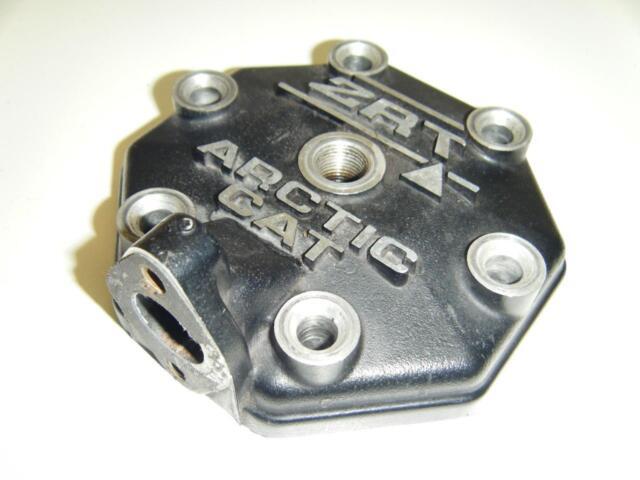 95 96 97 98 00 ARCTIC CAT POWDER EXTREME 600 ZRT EXT TRIPLE ENGINE CYLINDER HEAD