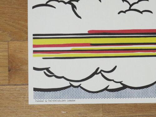 Deux Panels Pop Art Affiche en Menthe Roy Lichtenstein Affiche Set Of 2 Whaam