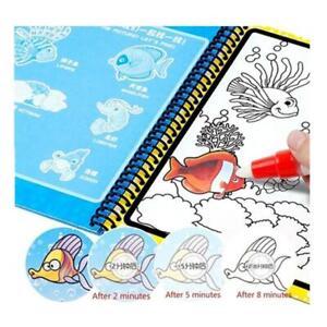 Magic-Water-Writing-Drawing-Painting-Book-Board-Pen-Toys-Doodle-Kids-C4J1-C5B9