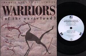 FRANKIE-GOES-TO-HOLLYWOOD-Warriors-Of-The-Wasteland-7-034-Vinyl