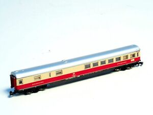 8736-Marklin-Z-scale-coach-w-lighted-interior-TEE-DB-Restaurant-car-New-in-Box