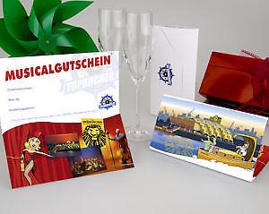 Le Roi Lion billets Hambourg + 2 Jours Hôtel 2 ps/cartes/comédie musicale Voyage  </span>