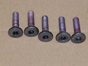 Details Zu Kawasaki Er 5 Er500a 1998 Twister Schrauben Für Bremsscheibe Brake Disc Bolts