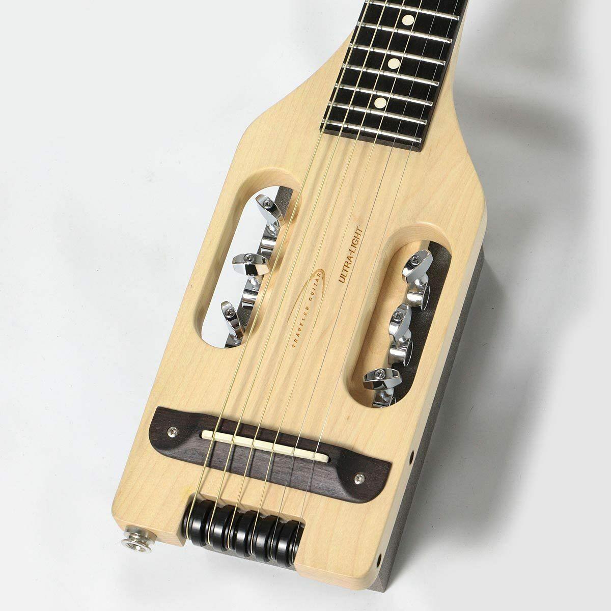 Traveler Guitar ULTRA-LIGHT Japan rare beautiful vintage popular EMS F   S