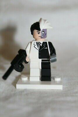 LEGO Batman Two Face Minifigure 7781 new