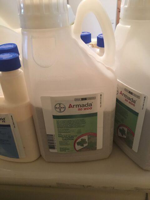 Bayer Armada 50 WDG Fungicide Turf & Ornamental Fungicide 2 lbs Broad  Spectrum