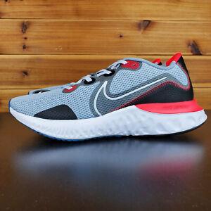 Nike-Renew-Run-Running-Shoes-Men-039-s-Sneakers-Gray-White-CK6357-401