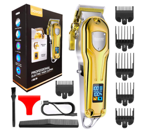 Sovob-Mens-Hair-Clipper-Professional-Hair-Trimmer-Barber-Clipper-Set-With-Detaid