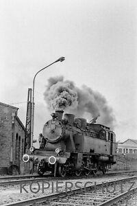Original Negativ - 222 TWE, Lengerich 28.9.1966 - Teutoburger Wald Eisenbahn