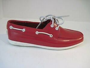 Sperry Top Sider Womens Red Boat shoes