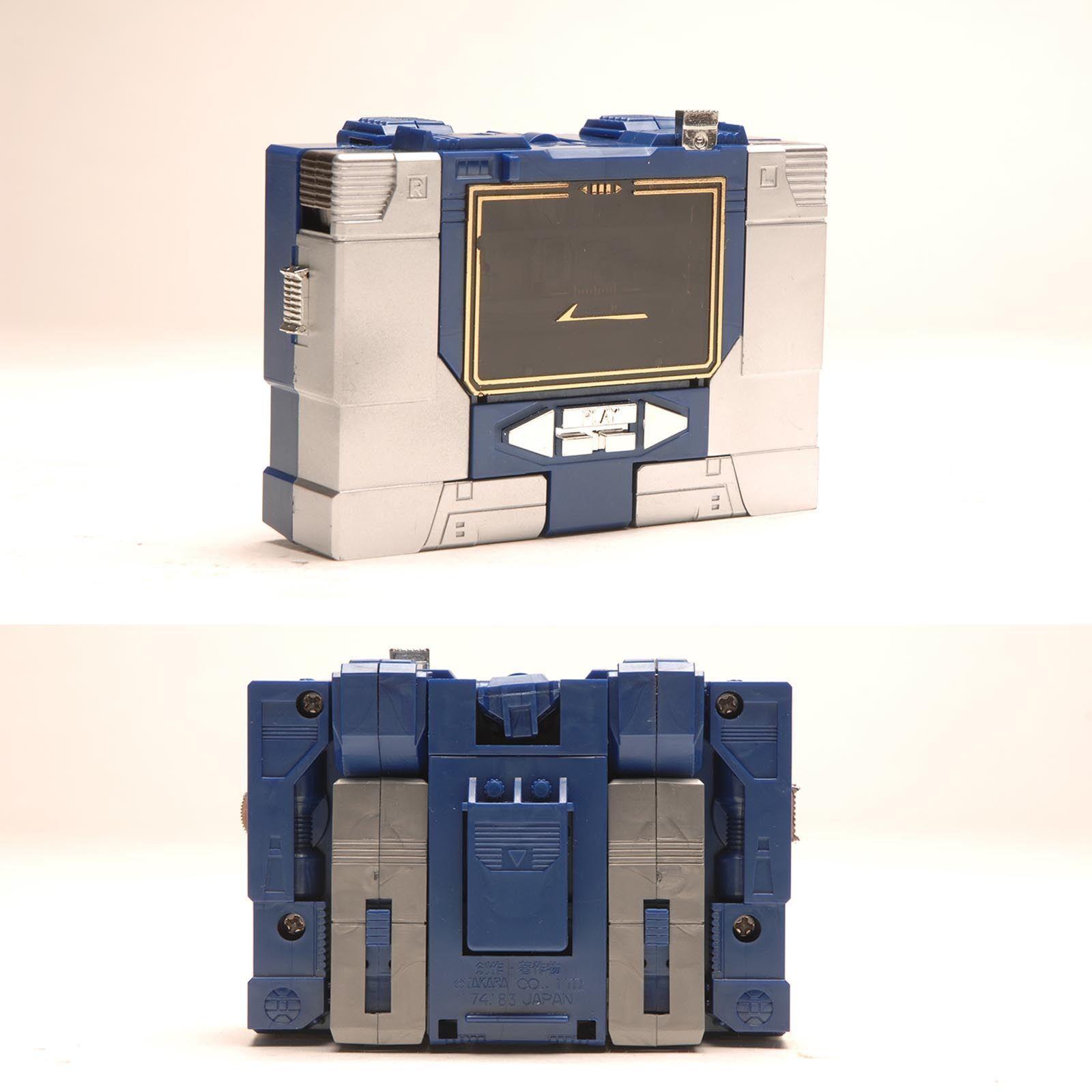 nuovo Transformers G1  Decepticon suonowave with Buzzsaw Gift In scatola giocattolo