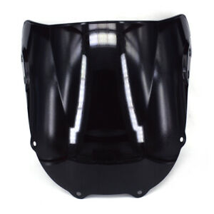 Black Windshield Windscreen Screen For CBR893RR CBR900RR 1994-1997 Motorcycle