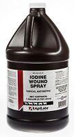 Iodine Wound Spray, Gal