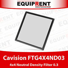 Cavision 4x4 Neutral Density / ND 0.3 Filter (FTG4X4ND03) EQA00