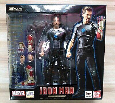NEW IRON MAN 3 TONY STARK Action Figure Mk42 TONYS POWERED STAGE