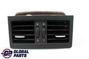 BMW-3-serie-E90-E91-Consola-Central-Trasero-Trasero-Rejilla-De-Ventilacion-Aire-fresco-negro