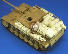 Legend 1/35 StuG III Ausf.G Tank Stowage Set WWII [Resin with Photo-etch] LF1149
