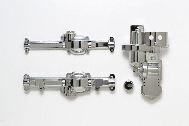 Tamiya Hop-Up Options CC-01 Metal Plated A Parts OP-1616 54616