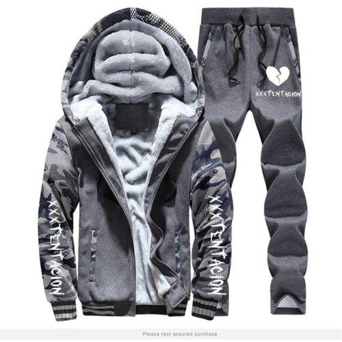 XXXTentacion Sweatshirt Sweatpants men Hoodie Pullover