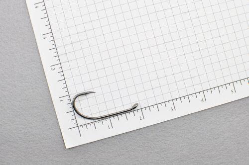 Manloong Black Nickel Baitholder Hooks #6//0