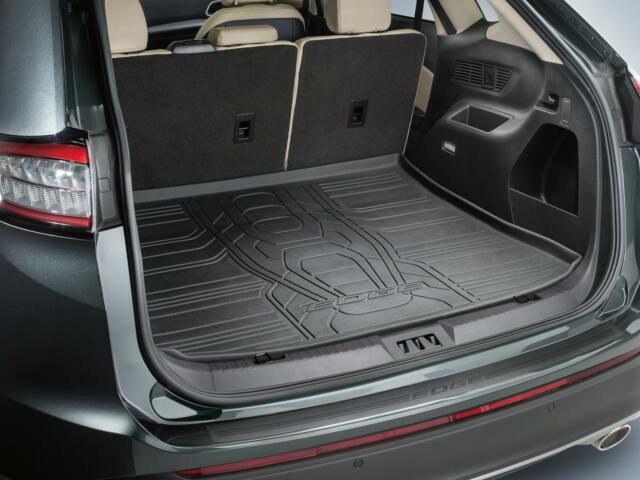 Ford Genuine Oem Custom Fitted Protective Cargo Mat Tray Ford Edge