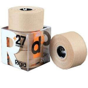 d3 Black Cohesive 9 Metre Compression Bandage Tape Support Boxing Injury
