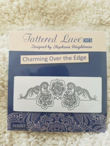 TATTERED LACE CHARMING OVER THE EDGE  DIE  ☆☆LOW PRICE ☆☆