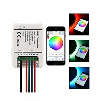 Xcsource Dc 12-24v Ios Android Wifi Remote 5 Channels Controlle... Free Shipping