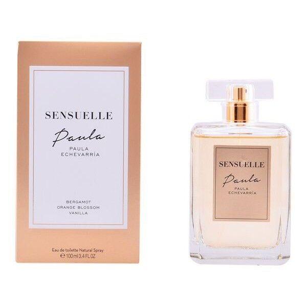 Perfume Mujer Sensuelle Paula Echevarria EDT (100 ml)
