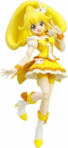 S.H.Figuarts Smile Precure! CURE PEACE Action Figure BANDAI NEW from Japan Fs