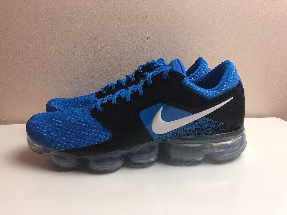 Nike Air Vapormax Chaussures De Course Noir Bleu  Chaussures de sport pour hommes et femmes