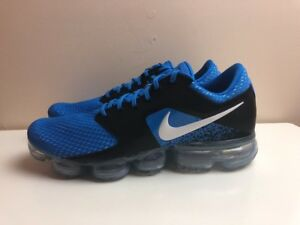 Nike Air Vapormax UK 6 US 7 25 CM EUR 40 AH9046 400 Nero Blu