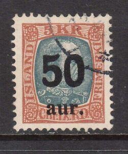 Iceland #138 VF Used