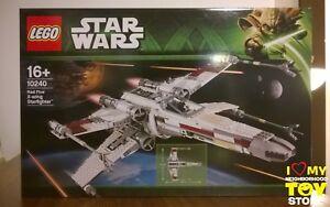 À la retraite - Lego 10240 Ucs Star Wars ™ Rouge Starfighter ™ X Five (2013) Misb