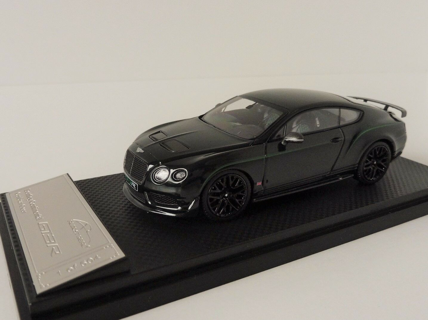 Bentley Continental Gt3 R 2015 1 43 Almost Reale 430405 Cumbrian green Cina