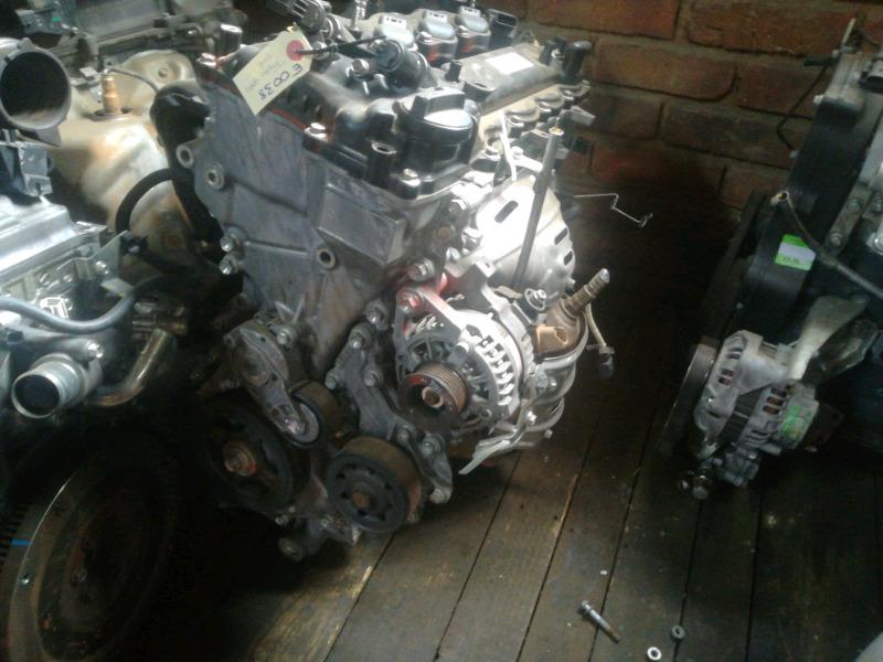 Toyota etios 2nr 1.5 engine on sale