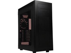 Rosewill ATX Full Tower Game Case - E-ATX, 2 PSU, 7 Fans - RISE