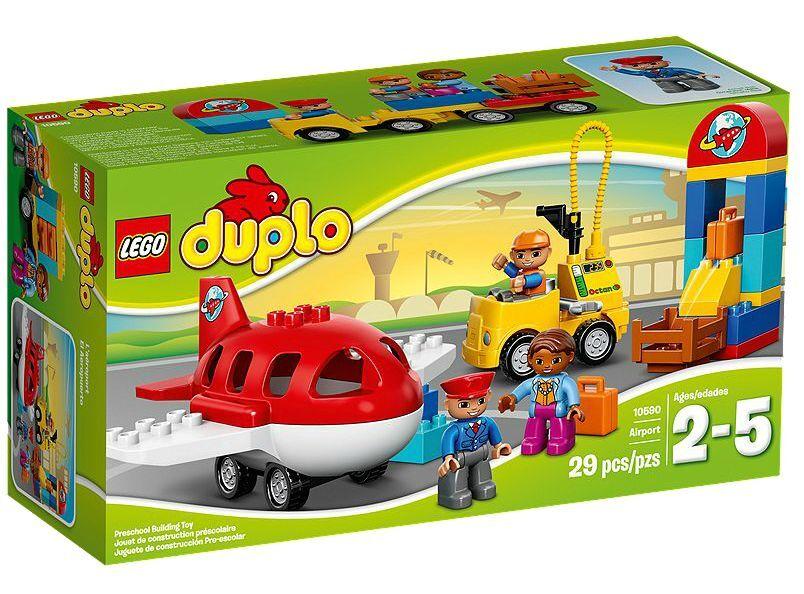 LEGO ®  DUPLO ® 10590 Aeroporto NUOVO OVP _ Airport nuovo MISB NRFB  servizio di prima classe