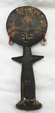 Akuaba Fertility Doll - Hand Carved in Ghana - African Fertility Doll - New