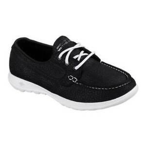 Skechers-Women-039-s-GOwalk-Lite-Eclipse-Boat-Shoe