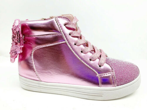 Kid Shoes Kids Hign Tops Girls Trainers