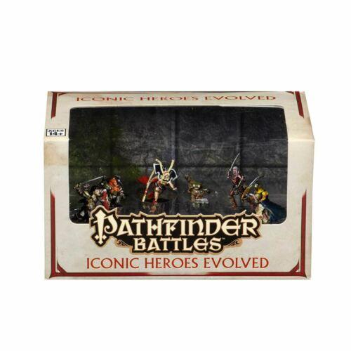 Pathfinder Battaglie Iconico Heroes Evolved