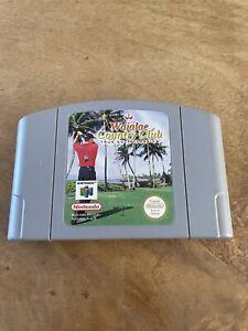 Waialae Country Club Nintendo 64