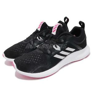 adidas-EdgeBOUNCE-W-Black-Silver-Pink-White-Women-Running-Shoes-Sneakers-BB7563
