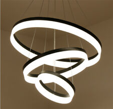 round black chandelier rustic style item modern acrylic aluminum round black chandelier pendant led light ceiling lamp modern 30cm easy fit droplet shade