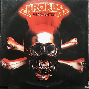 Krokus Records Albums Vinyl Lp Records Heavy Metal 13