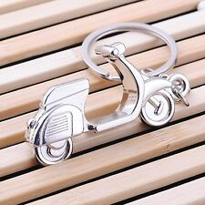 Cool 3D Motorcycle Scooter Car Bag Pendant Key Chains Keychain Keyfob Keyring