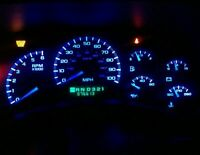 Gauge Cluster Led -chevy Gmc Trucks 99 00 01 02 Models 99-02 Gmt-800 Nbs