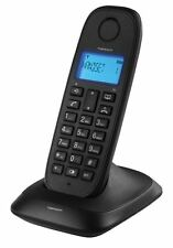 Topcom Cordless/Wireless dect-phone black with phonebook & caller ID